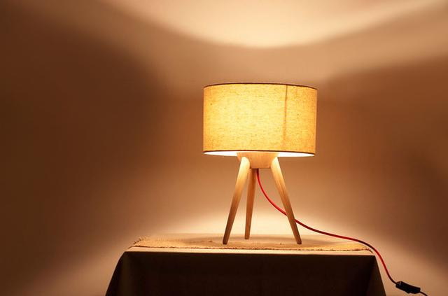 春沐家 原创设计 创意台灯 床头灯
